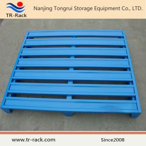 Popular Steel Pallet for Warehouse Storage with SGS Certificate pictures & photos