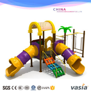 Classical Playtoy Sandy Beach Outdoor Playground pictures & photos