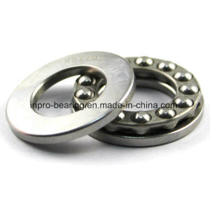 Thrust Ball Bearing 51103/51104/51105 Bearing with High Quality pictures & photos