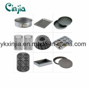 Kitchenware 11PC Carbon Steel Bakeware Set pictures & photos