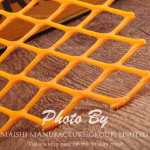 Polyethylene Extruded Diamond Mesh Net pictures & photos