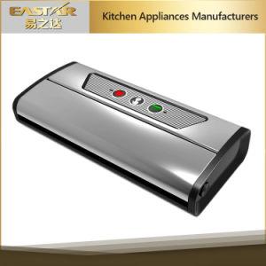 Portable Resealable Plastic Bags Automatic Household Jar Vacuum Food Sealer Vacuum Sealer for Sous Vide pictures & photos