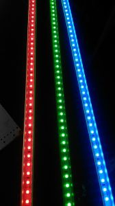 RGB LED Flexible Strip 5050SMD, Waterproof, DC12V pictures & photos