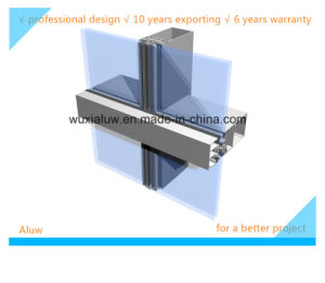 Aluminum Glass Curtain Wall pictures & photos