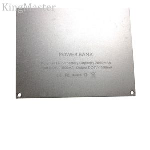 King Master Cookie Shape Charger Power Bank 2600mAh|2200mAh pictures & photos