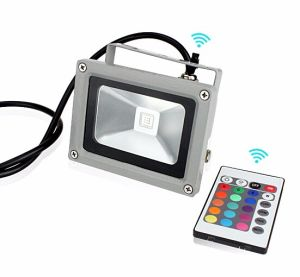 Full Colors Outdoor Landscape Flood Spots 30W RGB LED Light pictures & photos