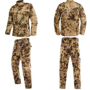 Acu CVC/Tc Multicam Camo Pattern Camouflage Army Combat Military Uniform pictures & photos