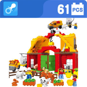 Kids Happy Farm Creative Blocks Toy pictures & photos