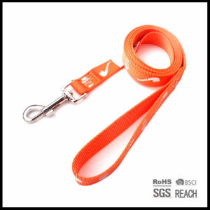 Custom Cheap Durable Nylon Pet Dog Cat Leads with Strong Hook pictures & photos