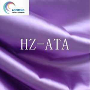 Polyester Satin Fabric/Pongee fabric /Taffeta Fabric pictures & photos