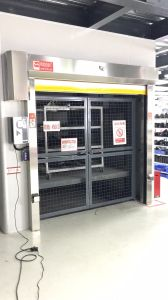 Electric Auto Fast Closing Door for Industrial, Fast Auto Door pictures & photos