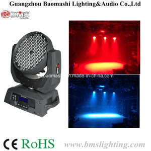 108*3W RGBW 4in1 LED Moving Head Light/Wash Light/Effect Light for Bar, Disco, KTV