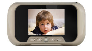 """3.5"""" LCD Peephole Viewer Video Phone Doorbell pictures & photos"""