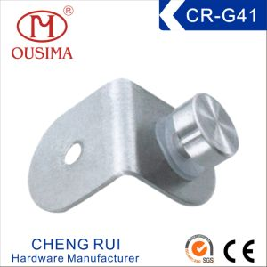 Stainless Steel 90 Degree Glass Clamp with Single Knob (CR-G41) pictures & photos
