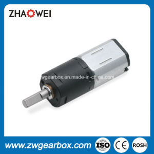 12mm 3V Mini DC Gear Motor for Smart Lock pictures & photos