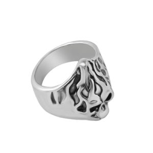 Imitation Jewelry Vintage Metal Skeleton Finger Ring Gift pictures & photos