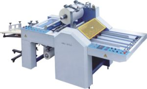 Double-Side Hot Lamination Machine (SFML-540B) pictures & photos