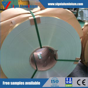 Color Coated Aluminum Coil Strip for Cap (8011 H22 H24) pictures & photos