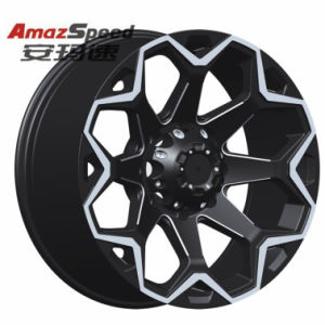 20 Inch SUV Alloy Wheel with PCD 5/6/8X114.3-139.7 pictures & photos