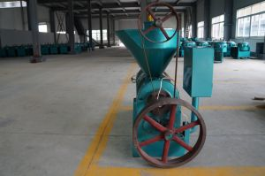 Temperature Control Oil Press Yzyx120wk pictures & photos