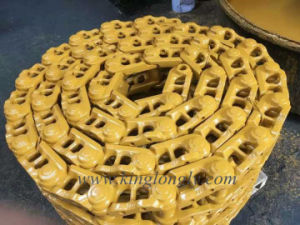 Excavator Spare Parts Track Link for Construction Machinery and Mining Equipment pictures & photos