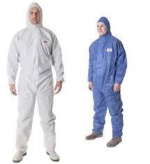 S. F Anti-Bacterial Microporous Nonwoven Fabric for Protective Coveralls pictures & photos