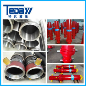 Chinese Hydraulic Telescopic Cylinder From Professional Factory pictures & photos