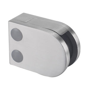 Ss/Stainless Steel Glass Clamp for Handrail System pictures & photos
