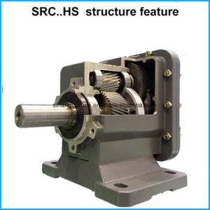 Src Helical Gear Reducer Helical Gear Reduction Helical Gear Reduction Motor pictures & photos