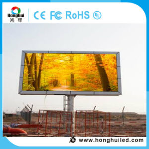 P10 Outdoor Waterproof DIP LED Display Panel for Video Screen pictures & photos