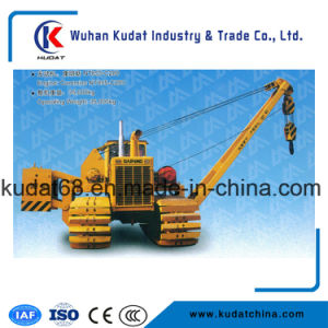 40000kgs China Side Boom Pipe Crane Dgy40s pictures & photos