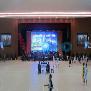 Vg 7.62mm Full Color HD Indoor LED Display Screen pictures & photos