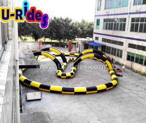 Inflatable Go Cart running track for Zorb Ball pictures & photos