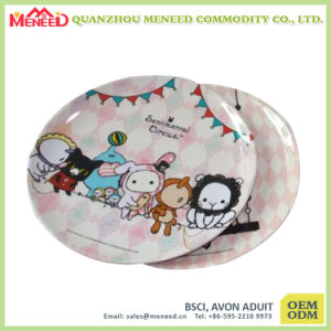 Cute Animals Full Print Melamine Dessert Plate pictures & photos