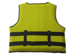 Neoprene and EPE Foam Life Jacket (HXV0003) pictures & photos