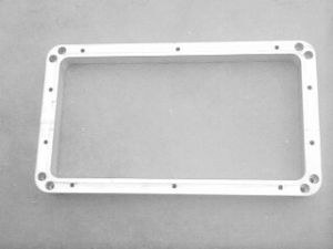 Aluminium Frame for Electronics Screen pictures & photos