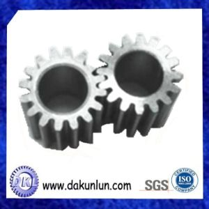High Precision C45 Steel Spur T16 Gear pictures & photos