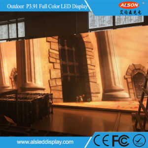 Stage Background P3.91 Outdoor Rental LED Display Screen pictures & photos