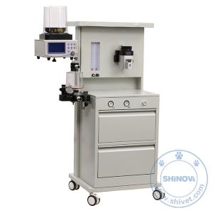 Veterinary Anesthesia Machine Including Ventilator (AneCart) pictures & photos
