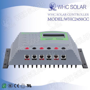 Best Quality Solar Products 12/24V 50A Solar Voltage Regulator pictures & photos