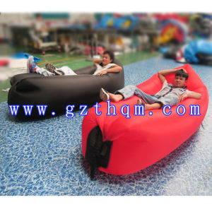 Swimming Air Bag Inflatable Lazy Air Sofa/Air Bed Inflatable Banana pictures & photos