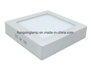 LED Square Panel Light Surface Mounted Lamp 3W 6W 12W 18W 24W pictures & photos