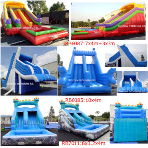 Hot Inflatable Slide for Pool, Inflatable Water Slide for Kids and Adults pictures & photos