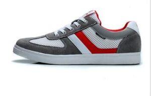 Comfortable Men′s Plain Sports Sneaker (CAS-006)