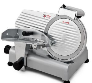 Stainless Steel Manual Electric Meat Slicer Restaurant Catering Equipment for Food Processing pictures & photos