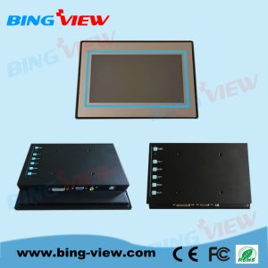 "12.1"" Multiple Touch Screen Monitor with Pcap Technology for HMI pictures & photos"