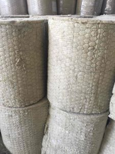 Rock Wool Insulation Blanket with Wire Mesh on One Side pictures & photos