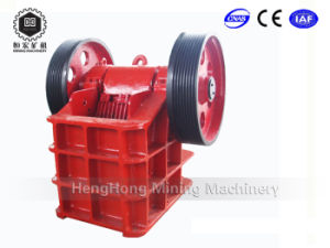 PE150*250 Small Jaw Crusher Which Match with Base Support pictures & photos