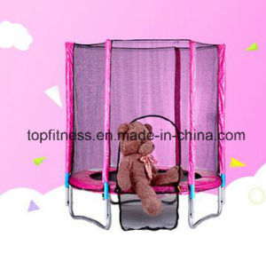 Kids Outdoor Gymnastics Spring Trampolines Trampolines and Safety Net pictures & photos