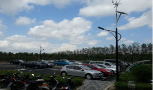 Wind-Solar Hybrid LED Street Light pictures & photos